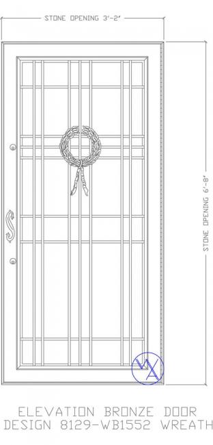 DOOR-Single-8129-WB1552-Wreath-Var